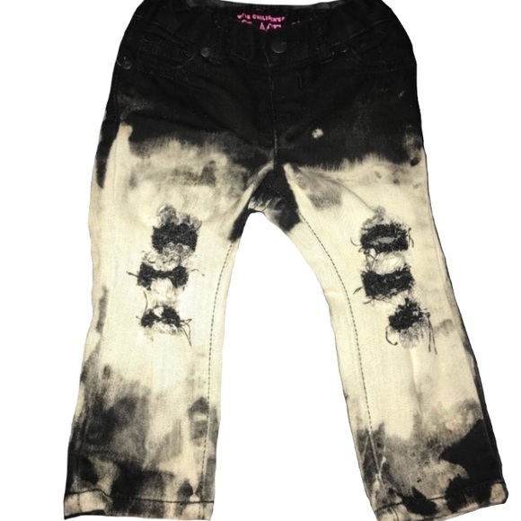 The Children's Place Other - Distressed Toddler Jeans 18-24 Months
